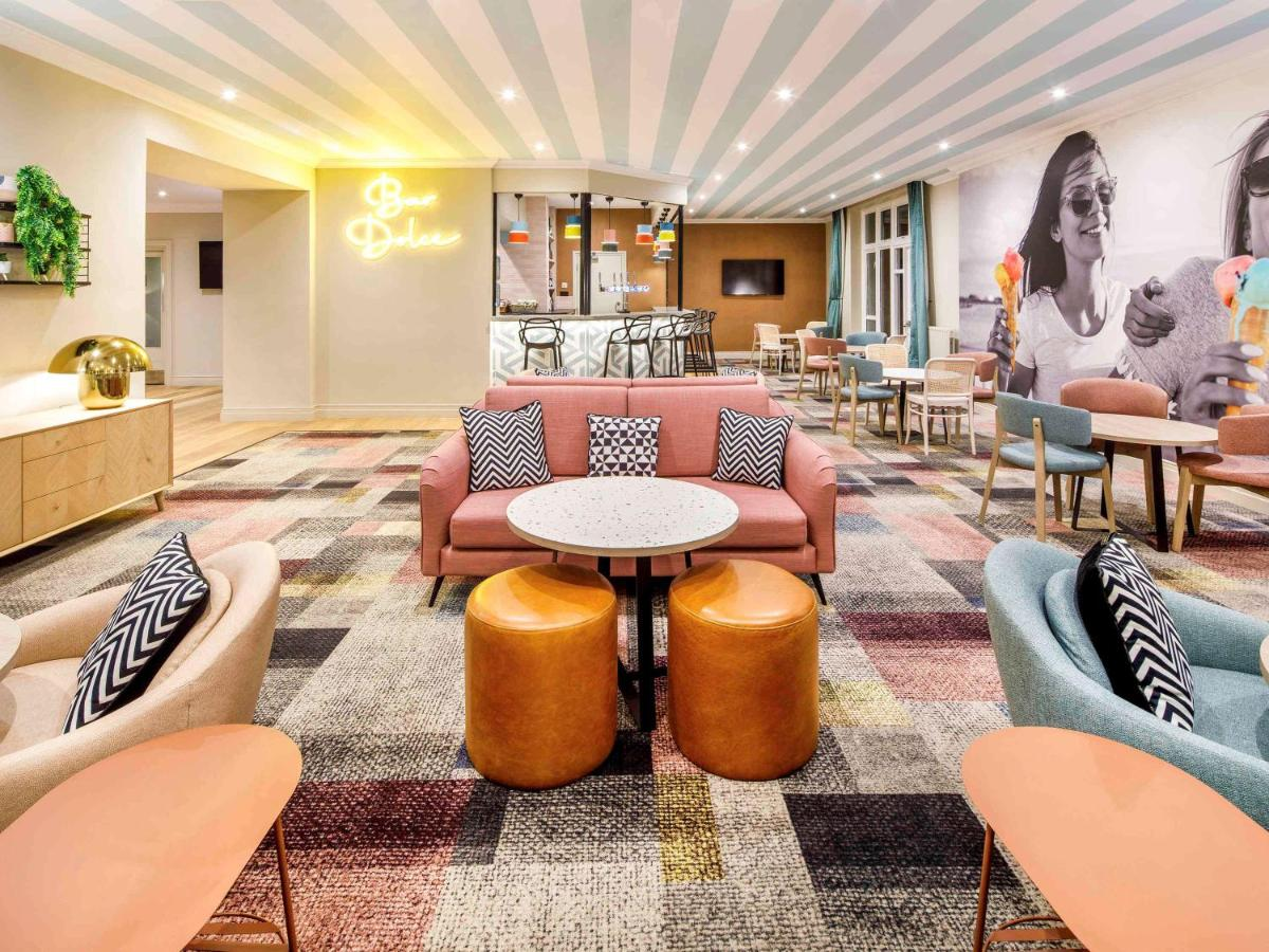BEST WESTERN Hotel Royale - Laterooms