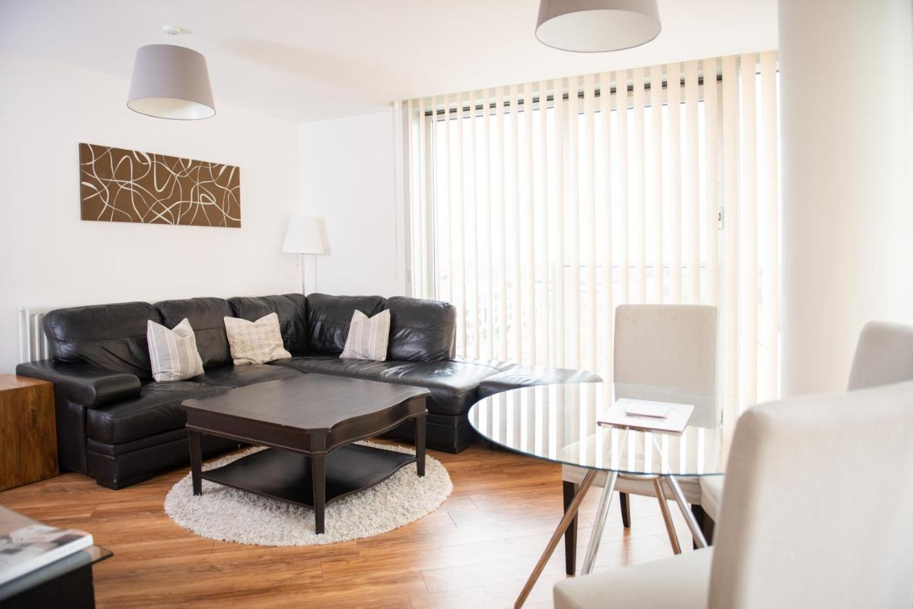 City Stay Apartments - The Hub:MK - Laterooms