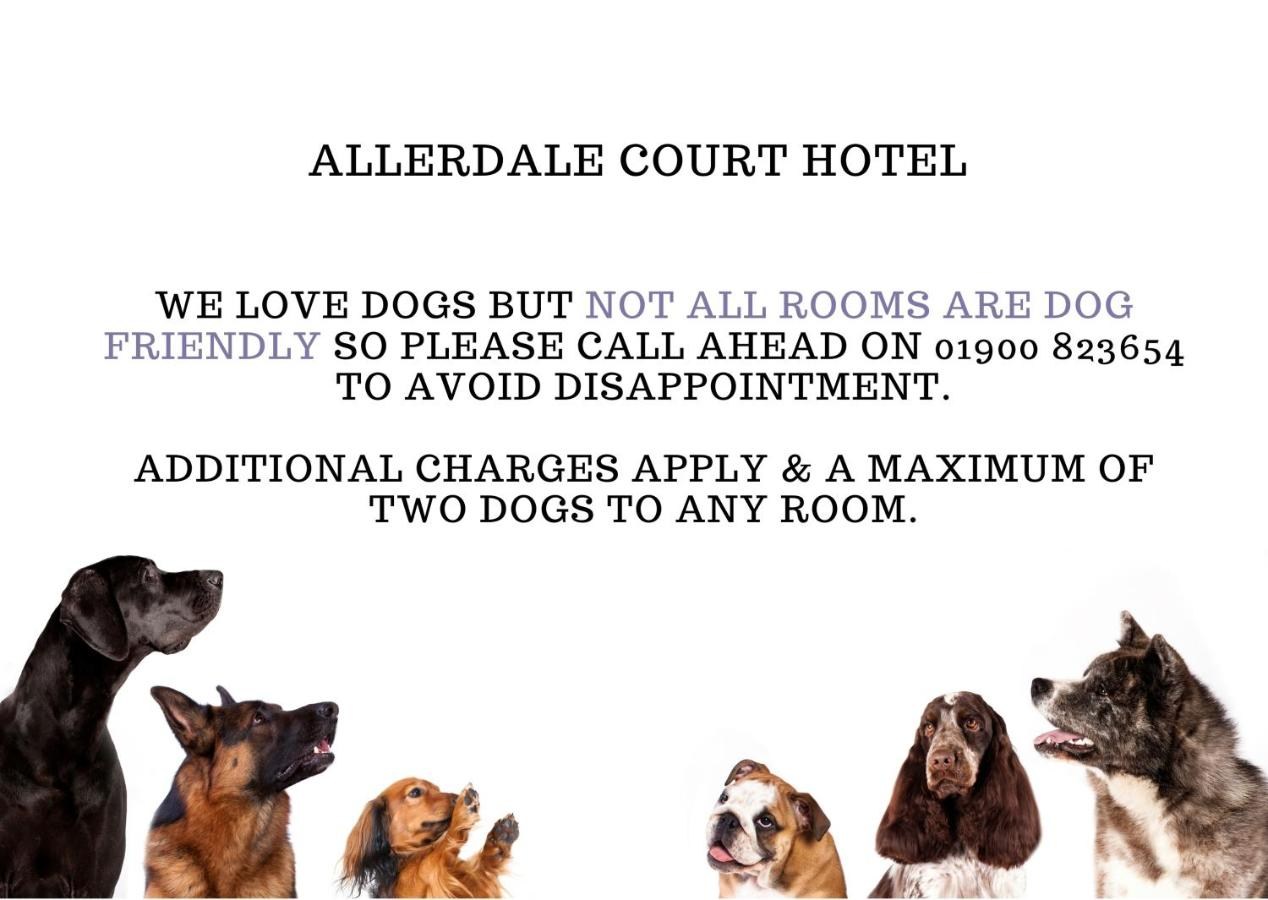 Allerdale Court Hotel - Laterooms