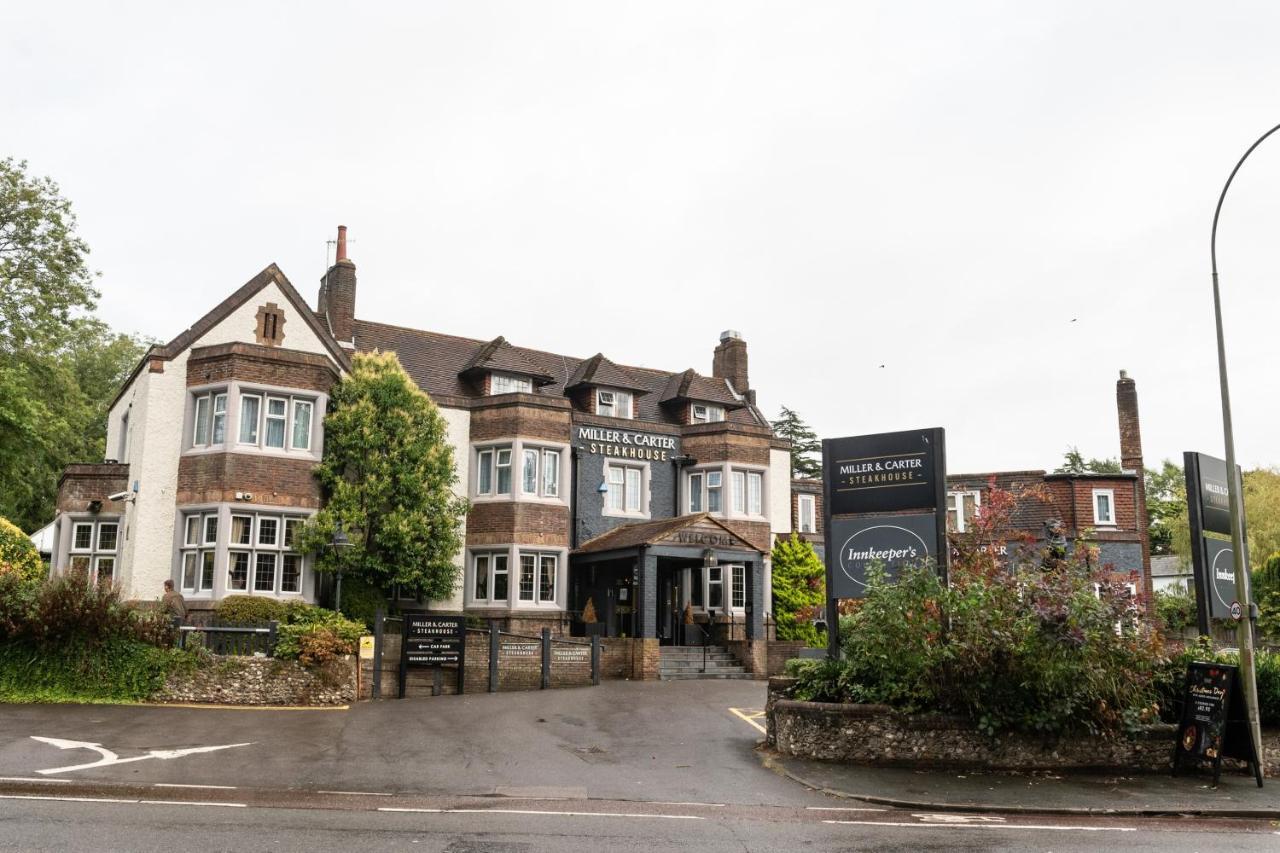 Innkeeper's Lodge Brighton, Patcham - Laterooms