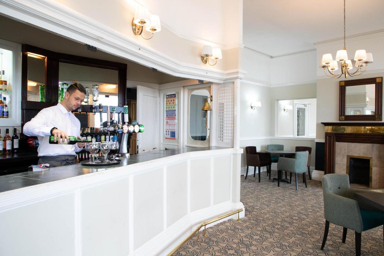 The Marine Hotel - Laterooms