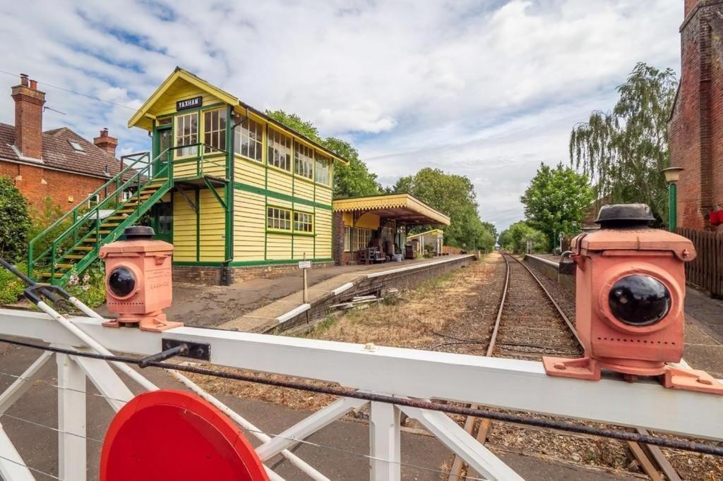 Yaxham Mill - Laterooms