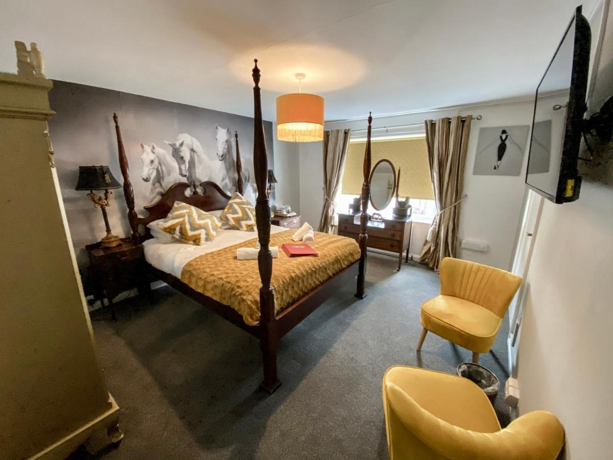 The Cornish Arms - Laterooms