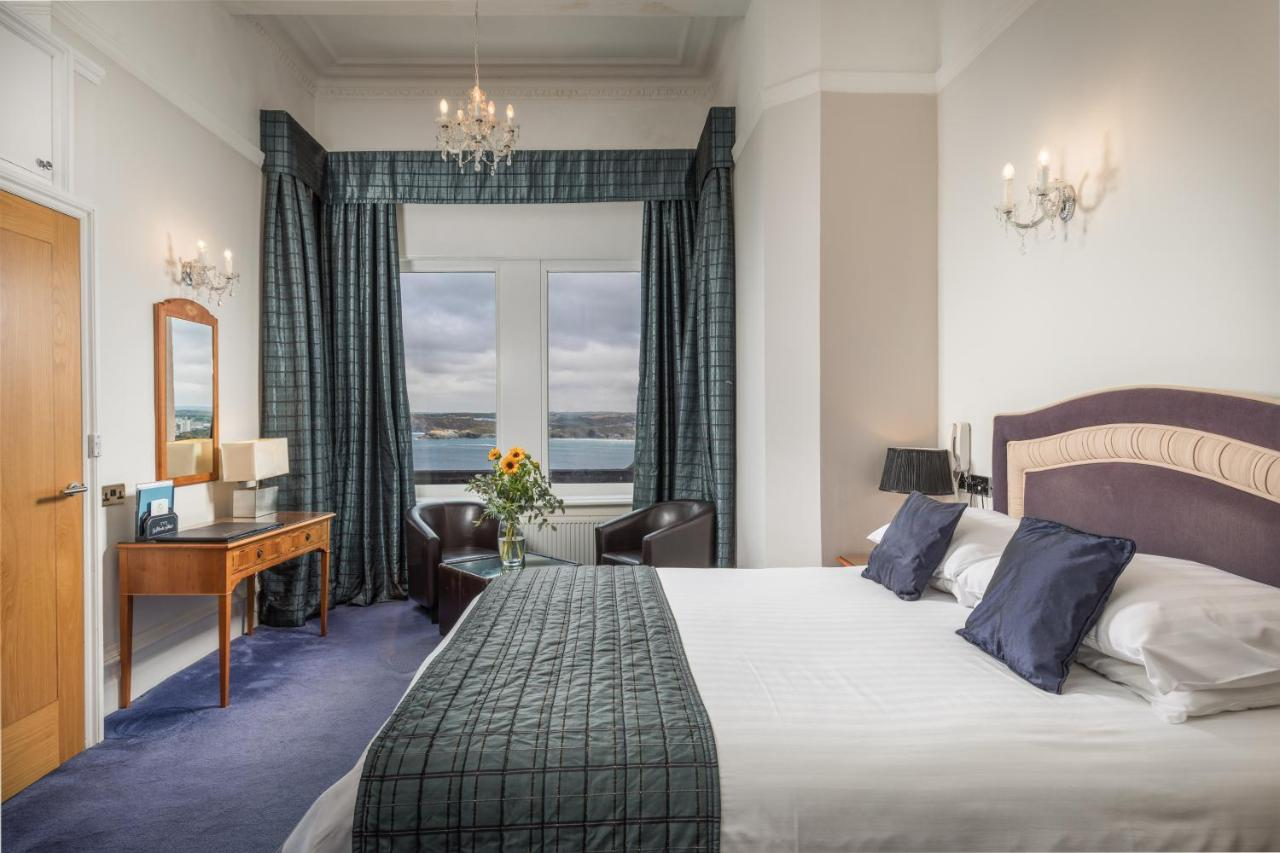 Atlantic Hotel Newquay - Laterooms