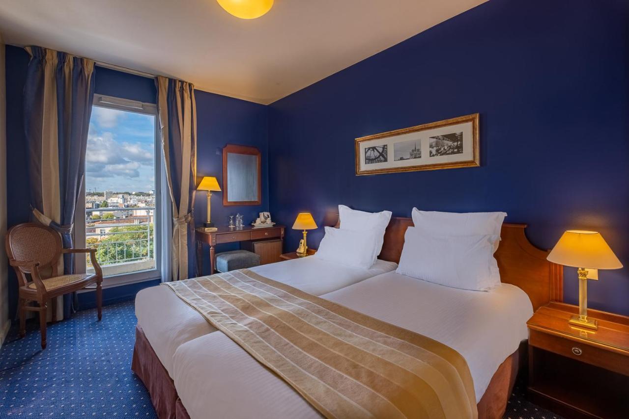 Best Western Amiral Hôtel - Laterooms