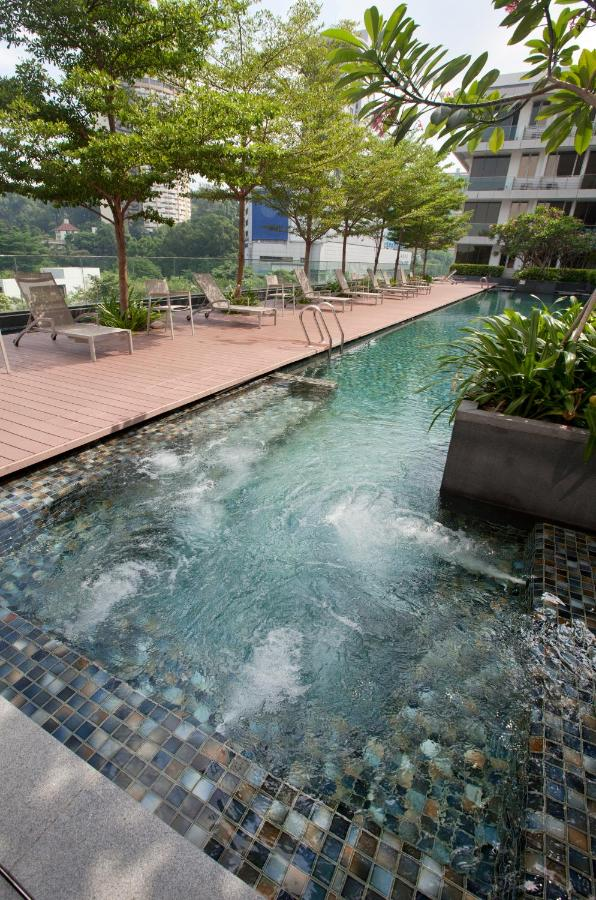Dorsett Singapore - Laterooms