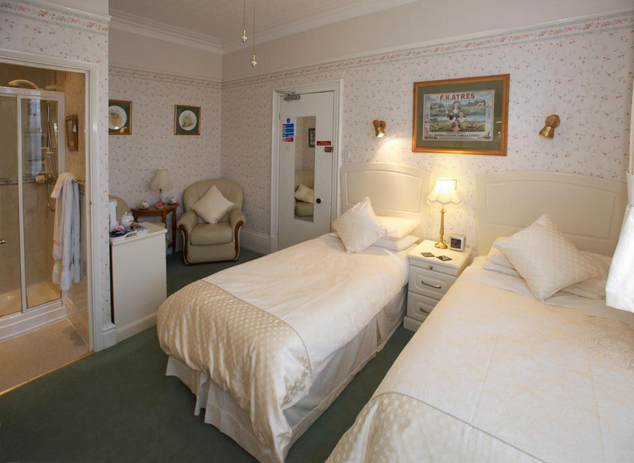Barbican House - Laterooms