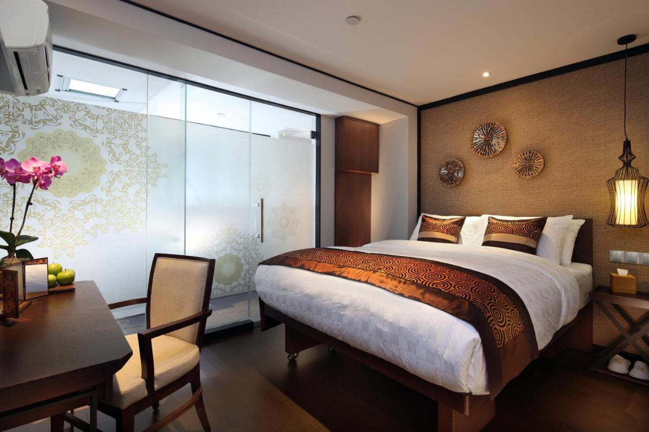 Hotel Clover 33 Jalan Sultan - Laterooms