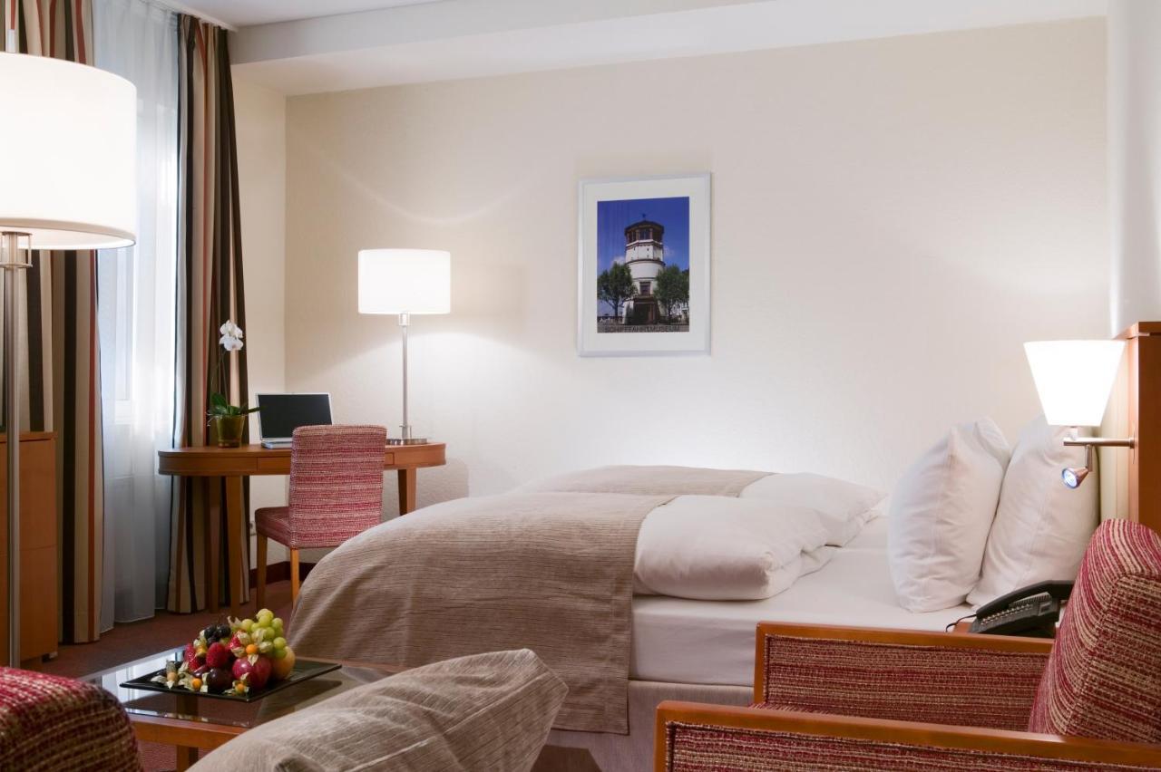 Mercure Hotel Duesseldorf City Center - Laterooms