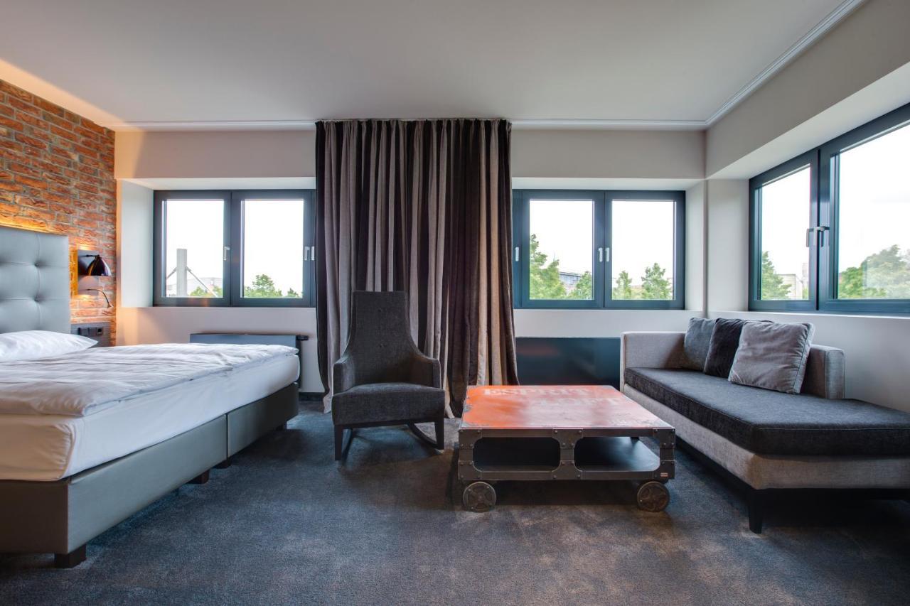 Park Inn by Radisson Lübeck - Laterooms
