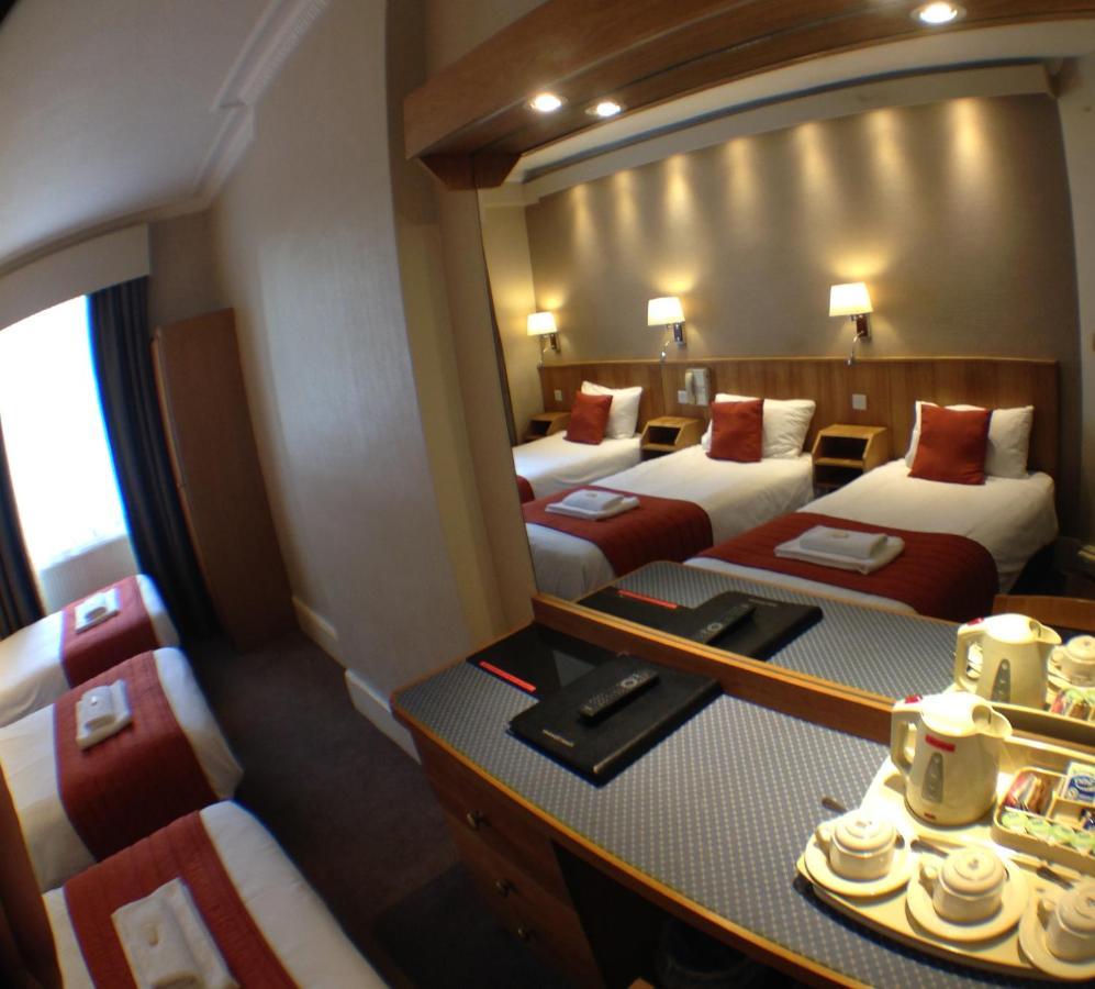 Hotel Columbus - Laterooms