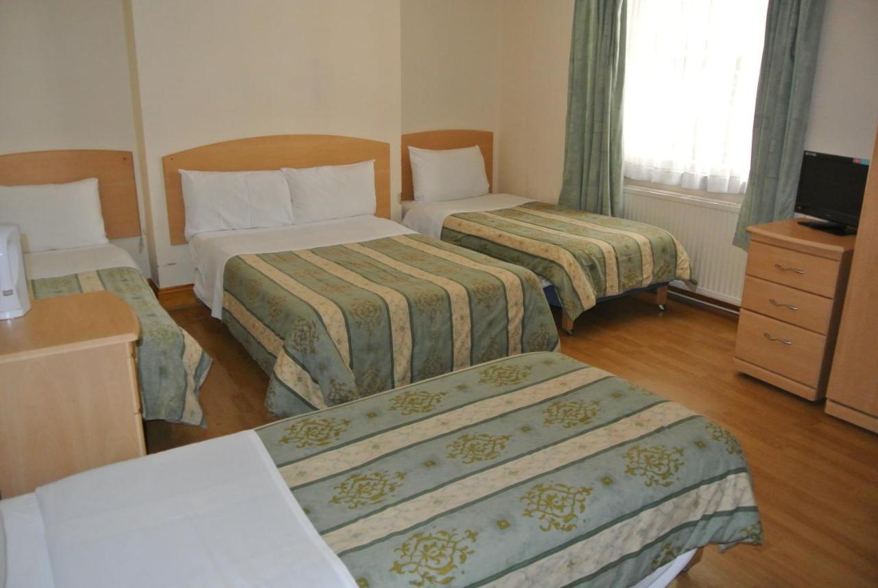 European Hotel - Laterooms