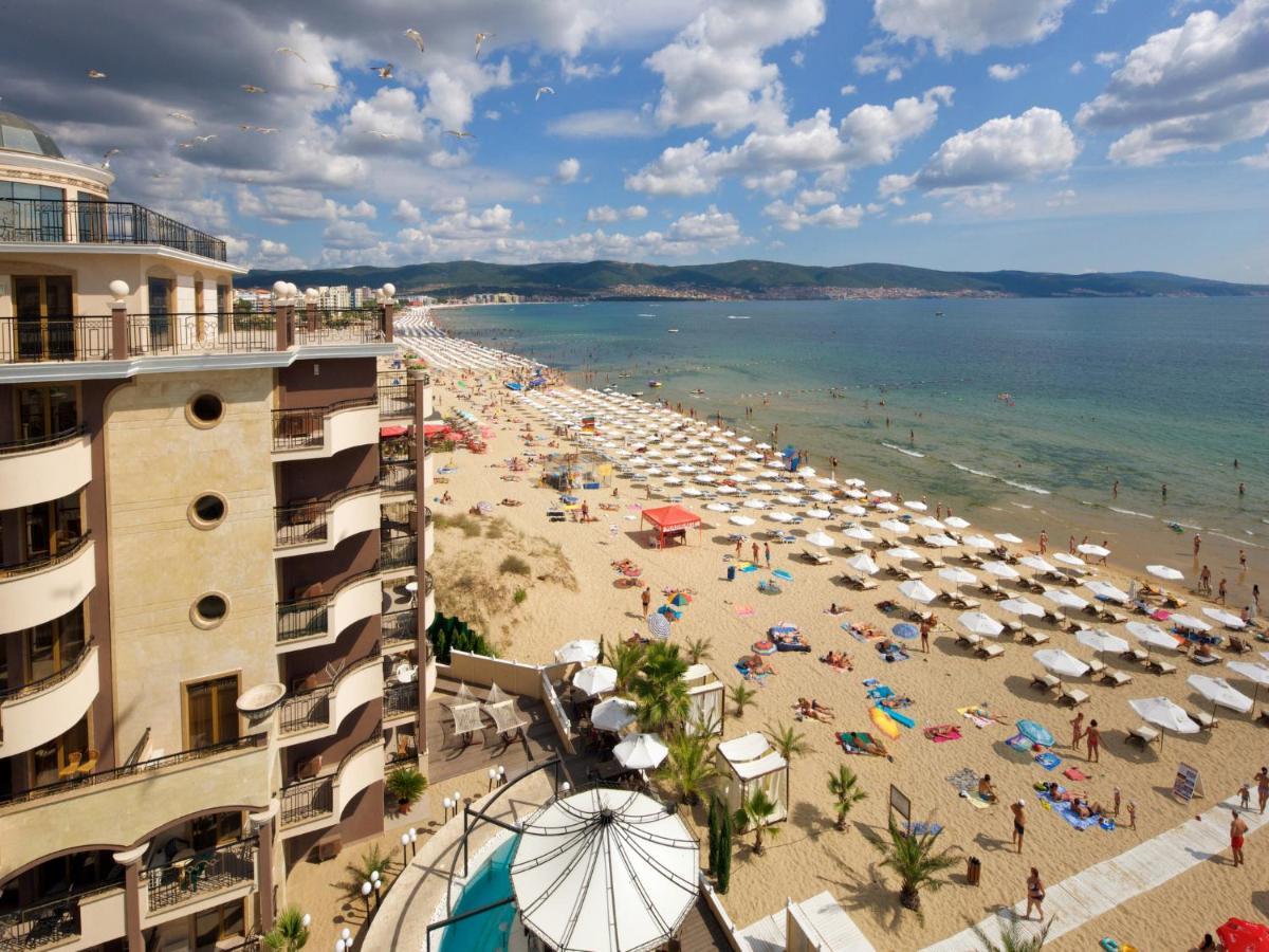 Golden swinger bulgarien club beach Hotel Boryana