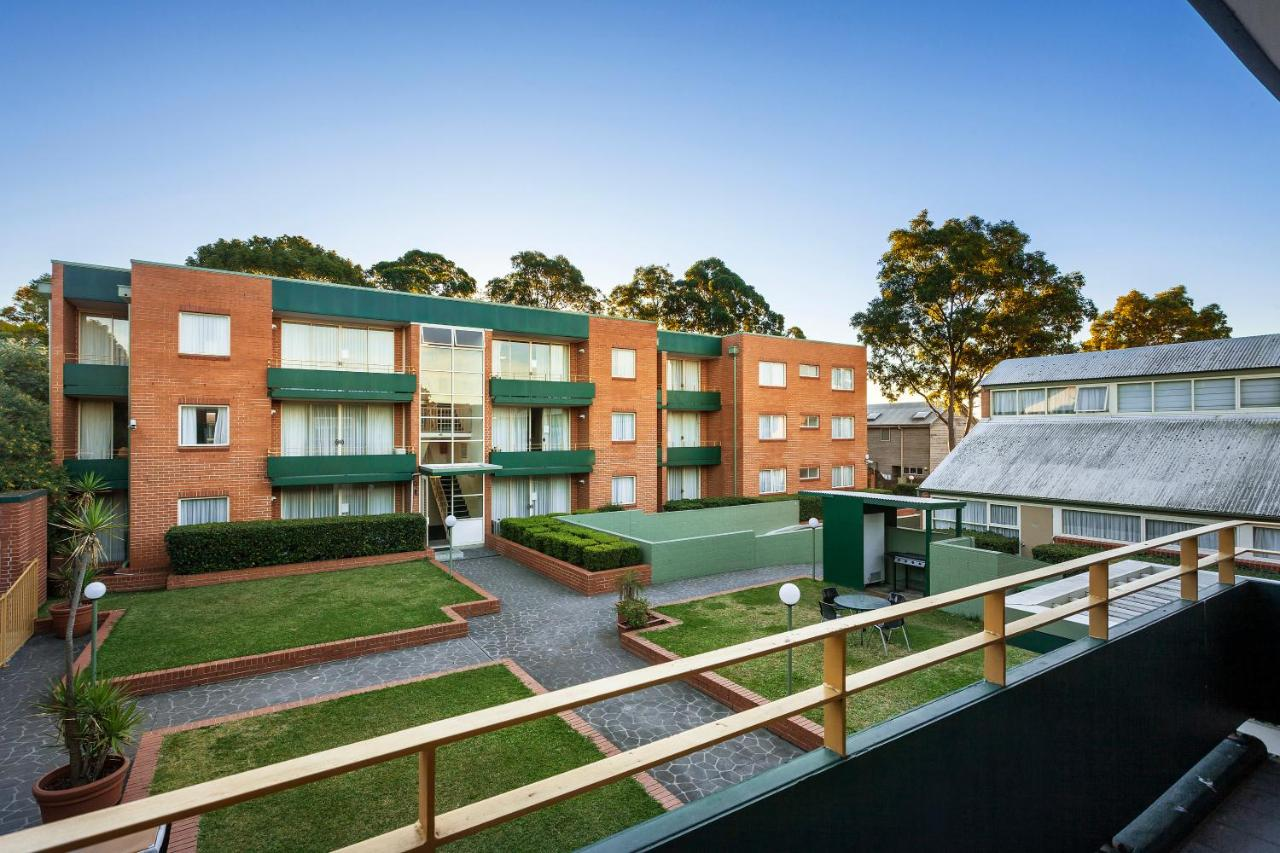 APX Apartments Parramatta (formerly Quest Rosehill) - Laterooms