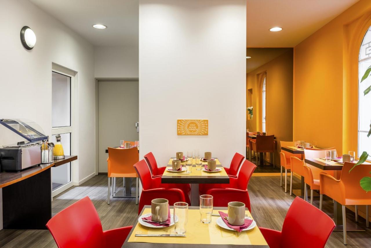 Aparthotel Adagio Access Paris Philippe Auguste - Laterooms
