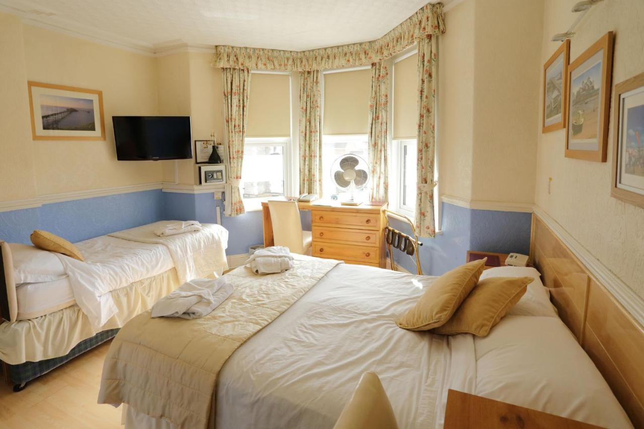 Saxonia Guest House - Laterooms