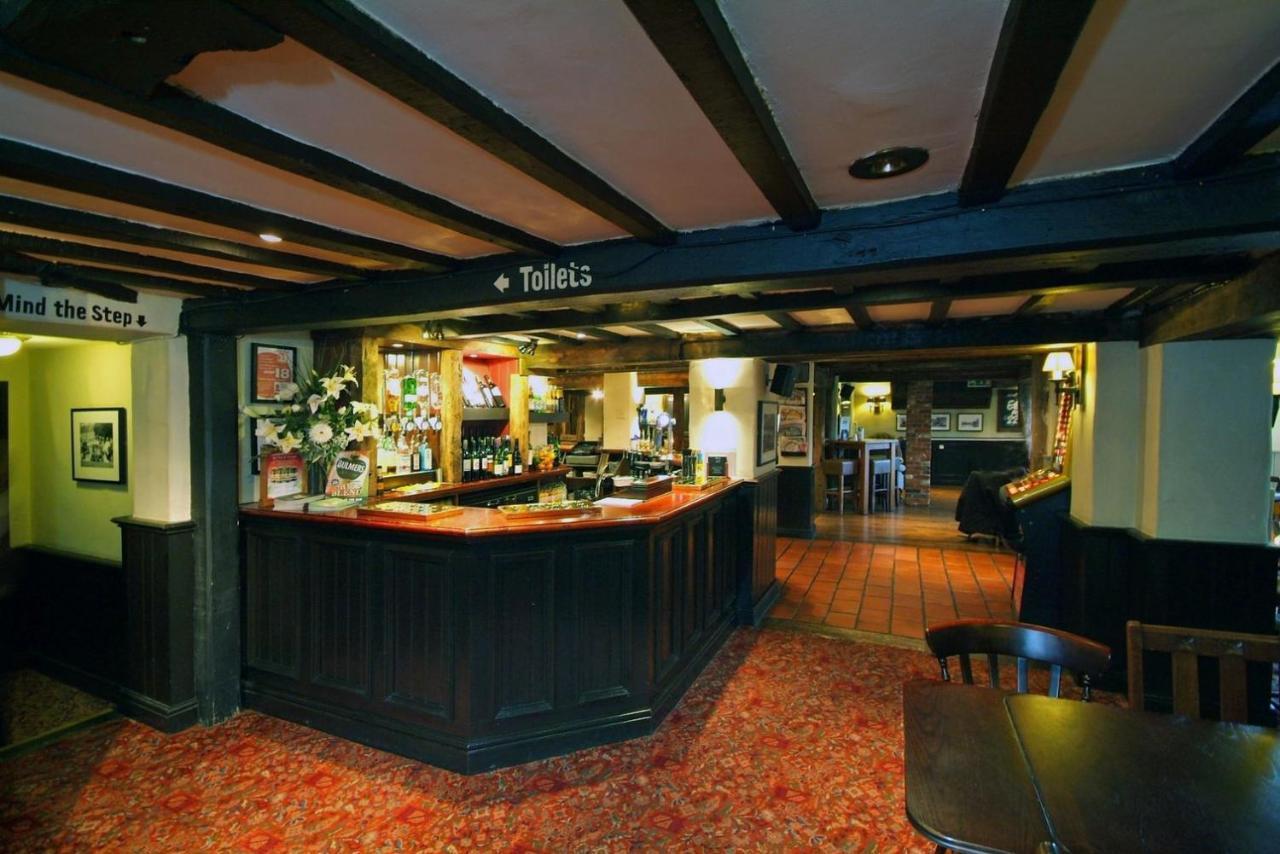 The Wheatsheaf Basingstoke by Good Night Inns - Laterooms