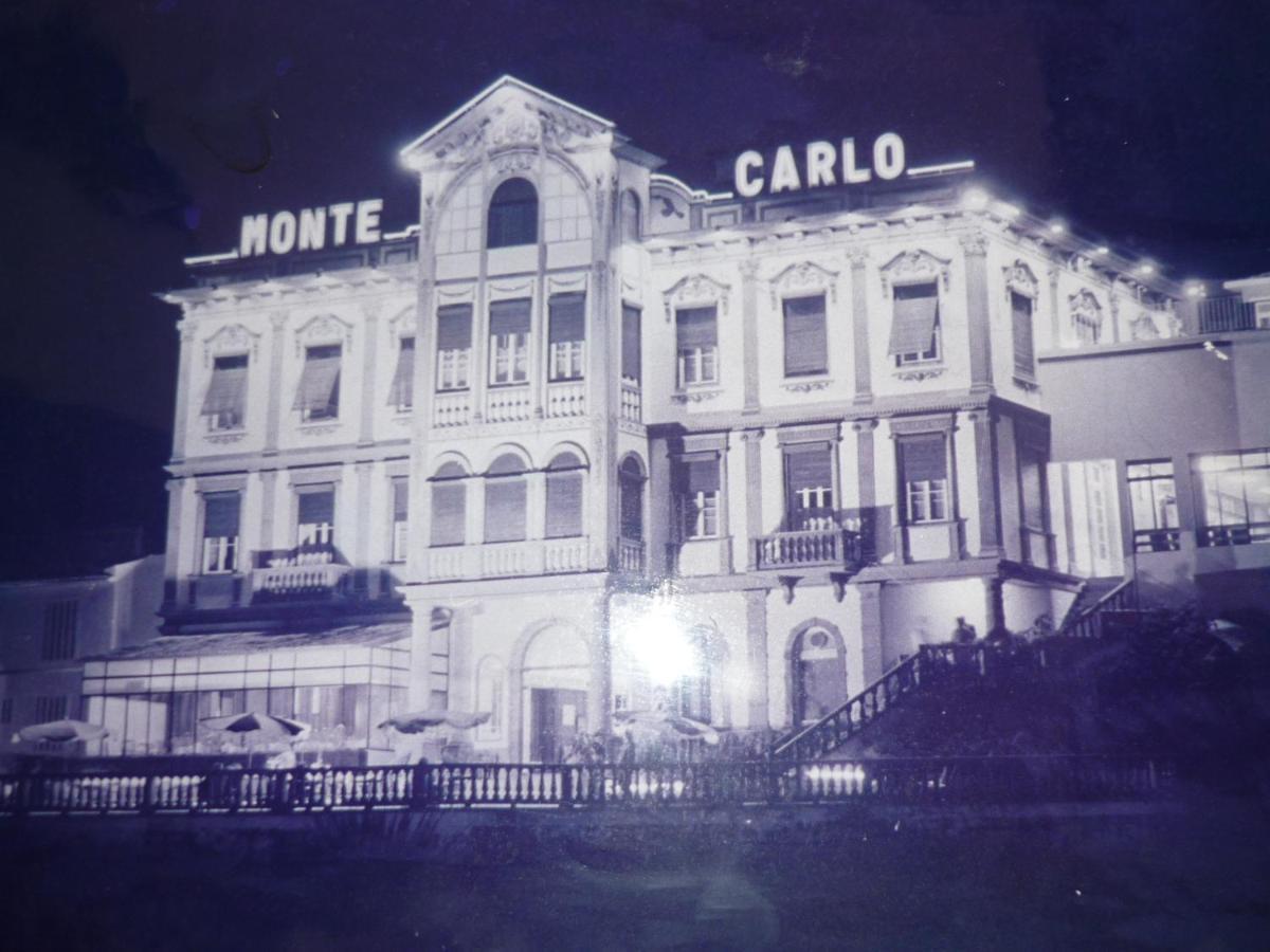 Hotel Monte Carlo - Laterooms