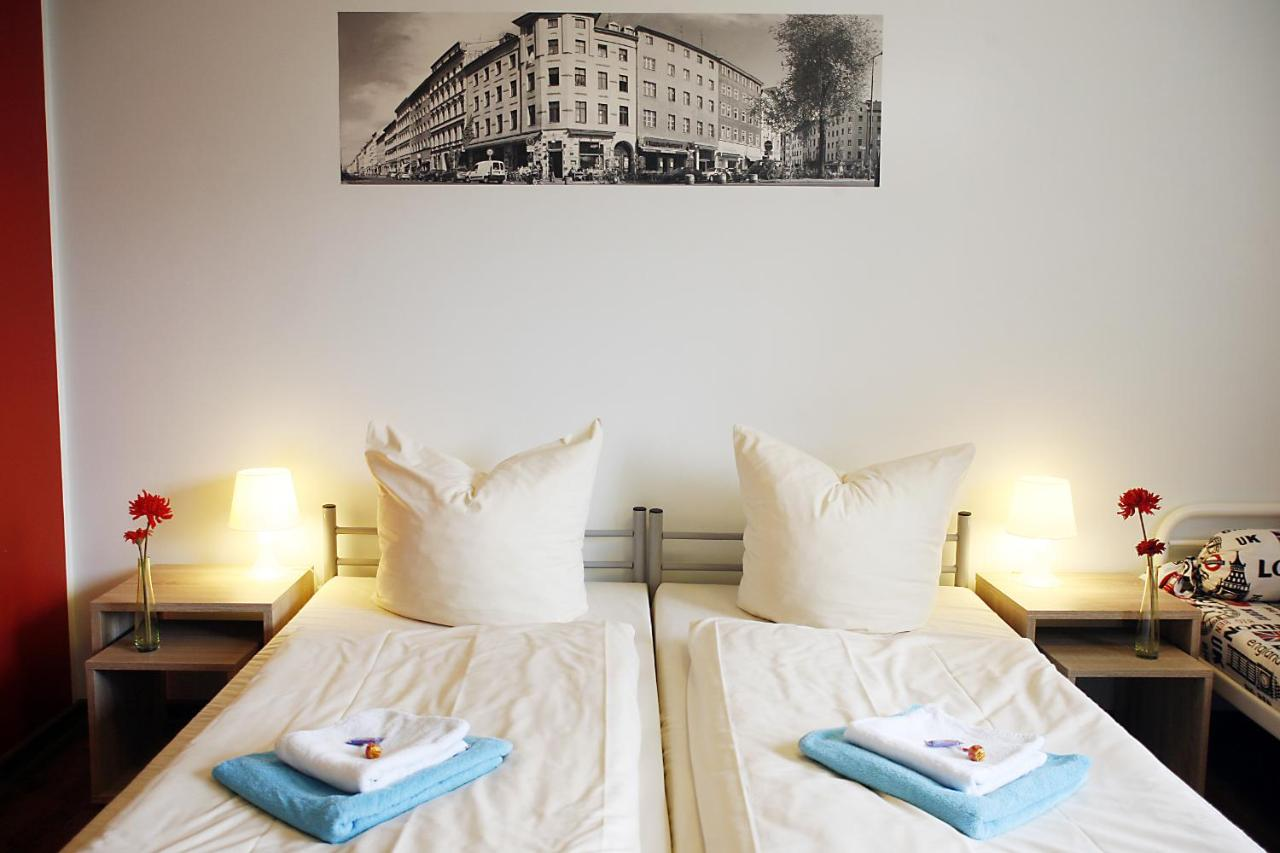 Happy Bed Hostel - Laterooms