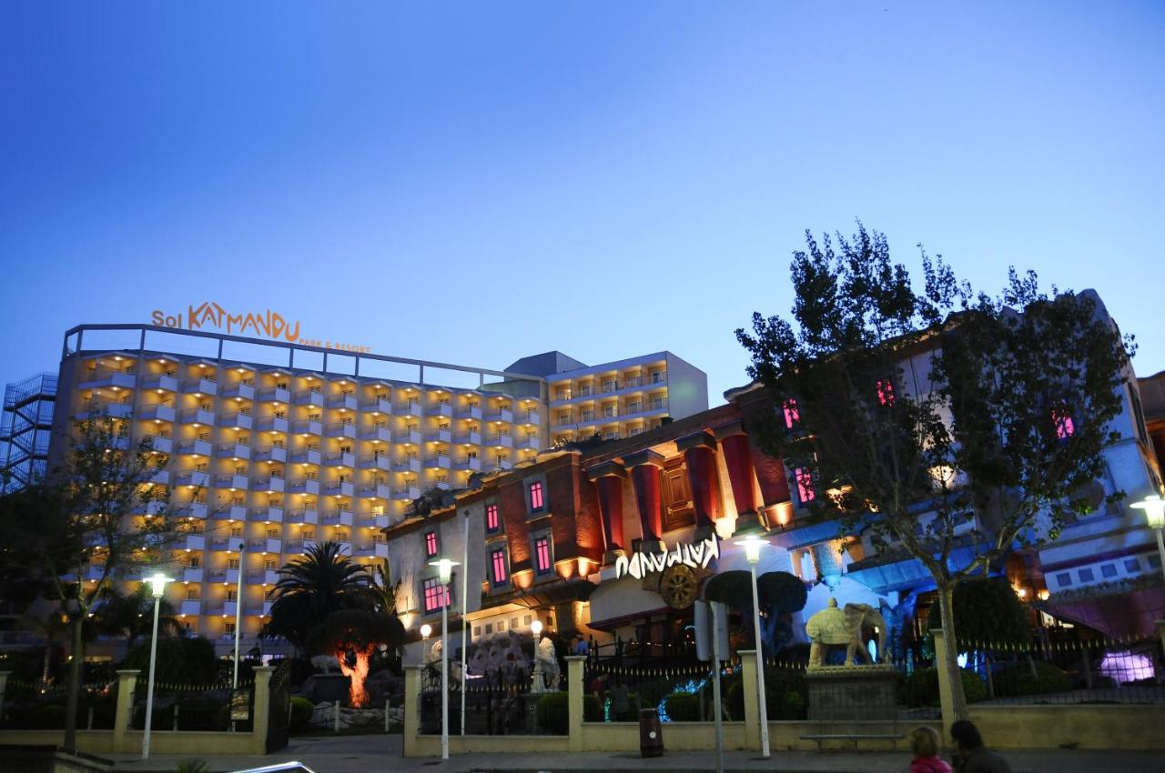 Sol Katmandu Park & Resort - Laterooms