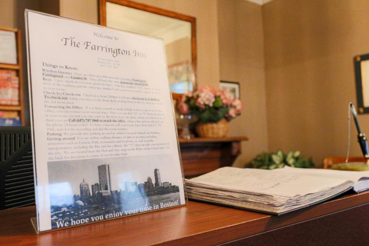 The Farrington Inn - Laterooms