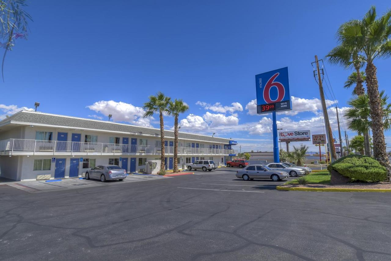 Motel 6 Las Vegas - Boulder Highway - Laterooms