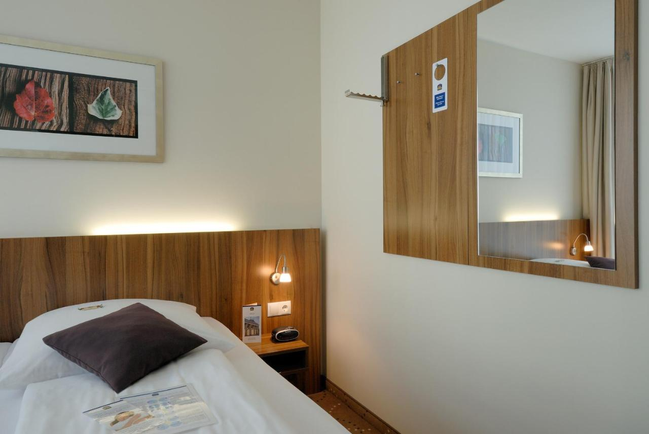Best Western Hotel Berlin-Mitte - Laterooms