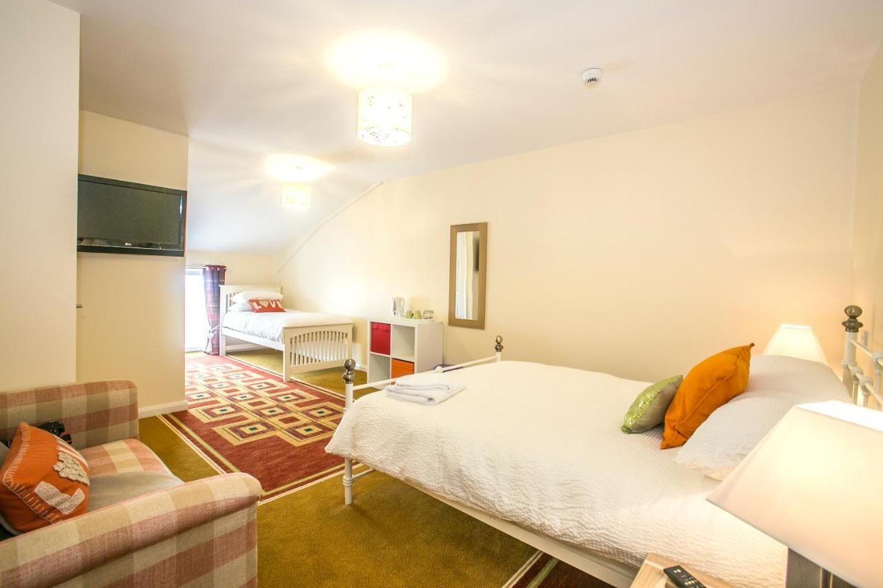 The Brown Horse Hotel - Laterooms