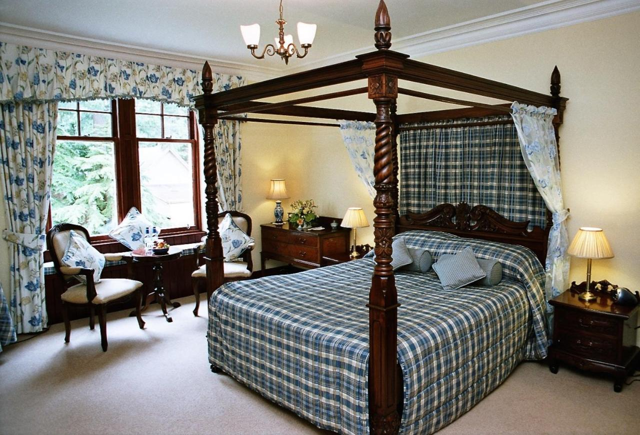 Tigh na Sgiath Country House Hotel - Laterooms