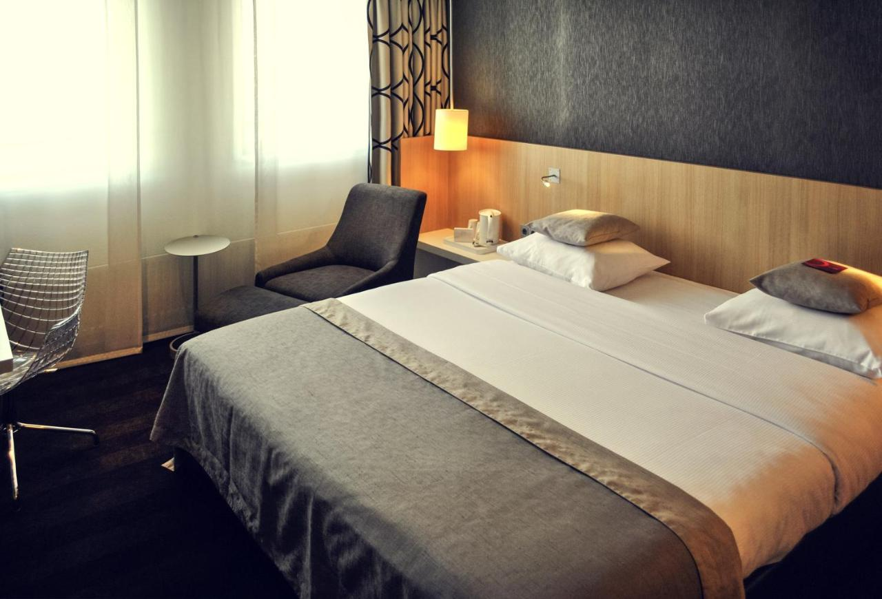 Mercure Hotel Amsterdam City - Laterooms