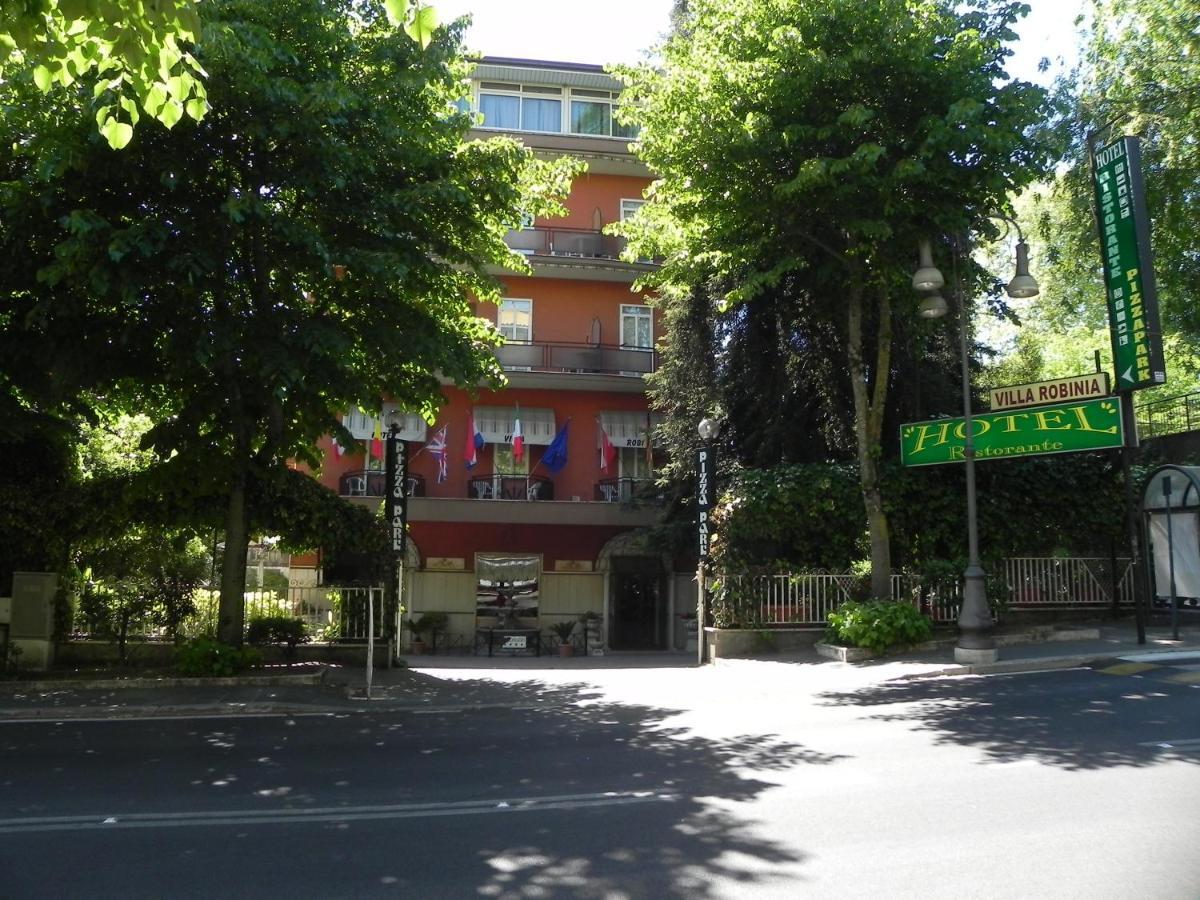 Villa Robinia - Laterooms