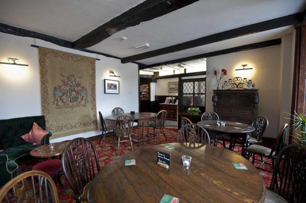 The King's Head - Laterooms