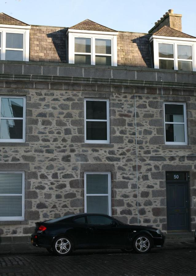 Aberdeen Serviced Apartments: Charlotte street - Laterooms