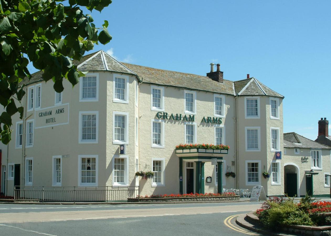 Graham Arms Hotel - Laterooms