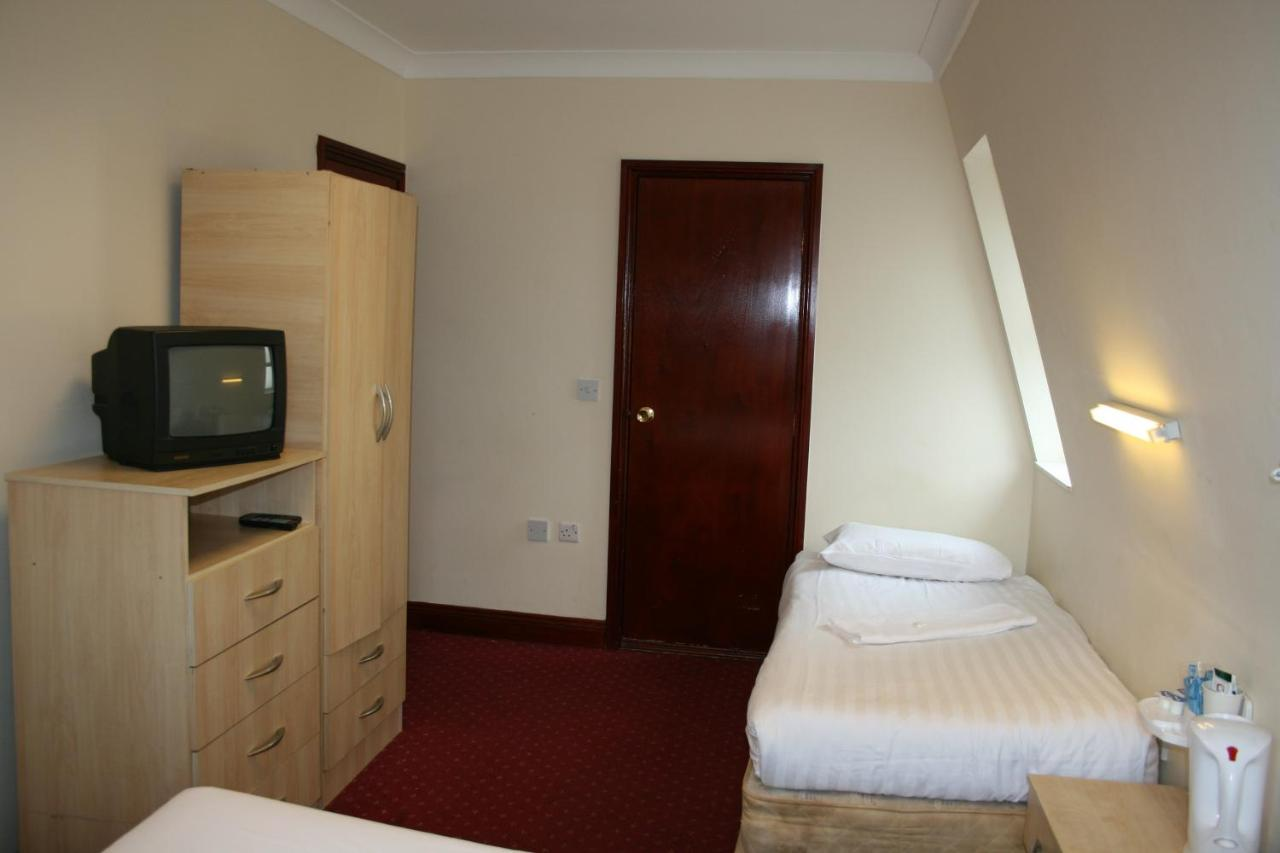 Hotel Olympia - Laterooms