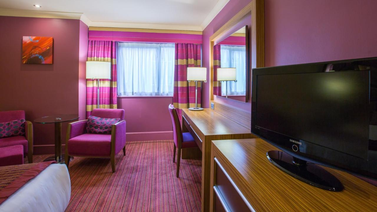 Ashford International Hotel - QHotels - Laterooms