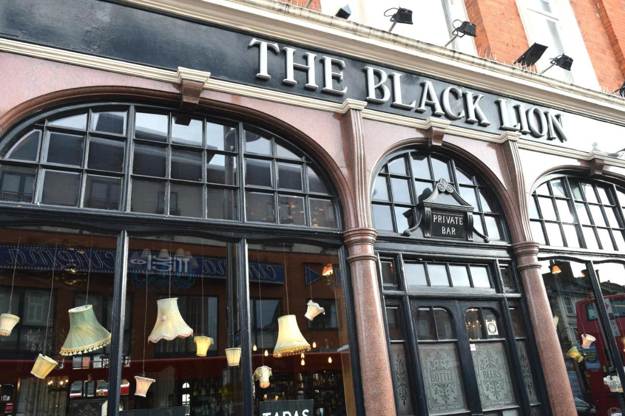 The Black Lion - Laterooms