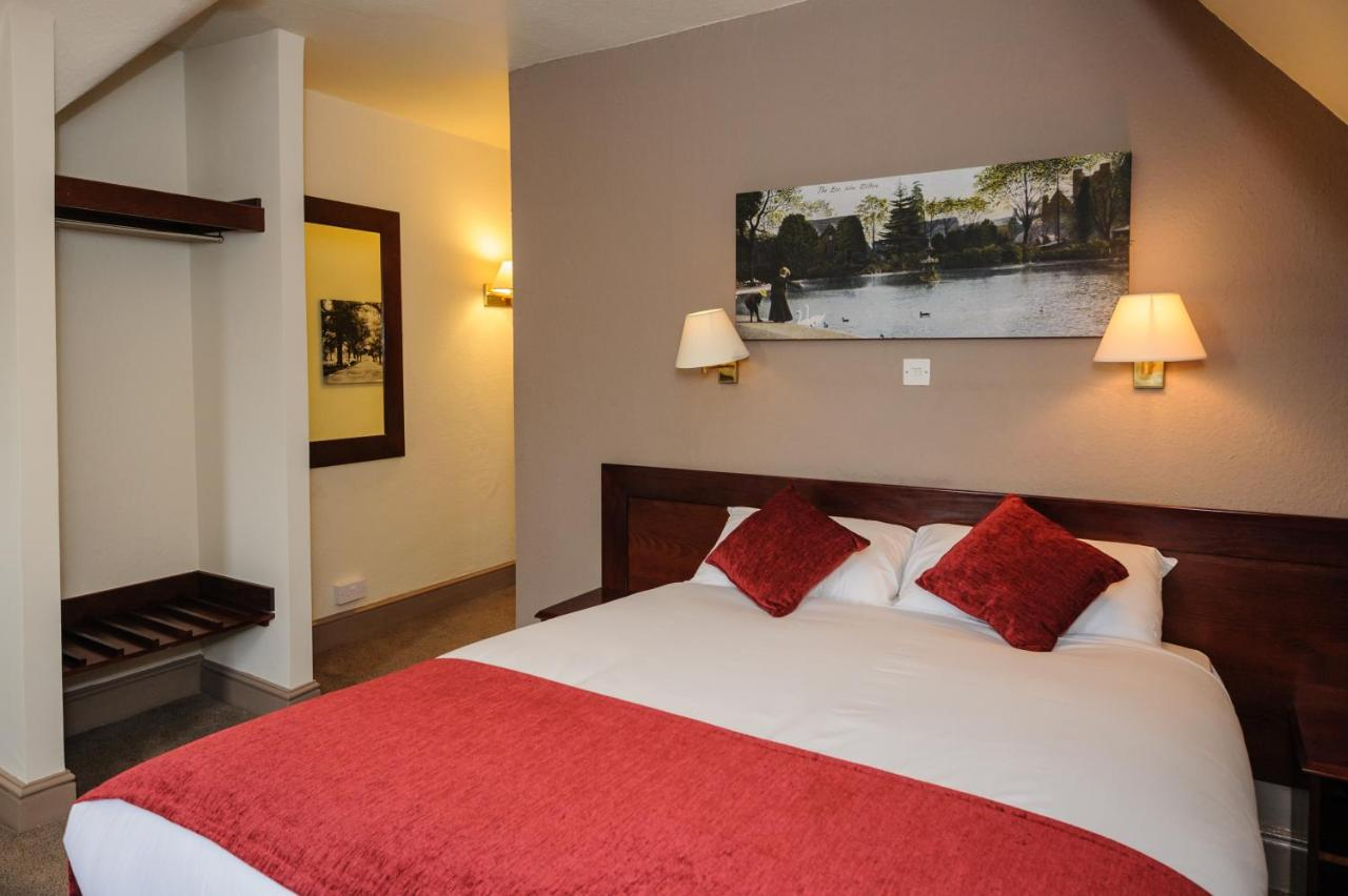 Channings Hotel - Laterooms
