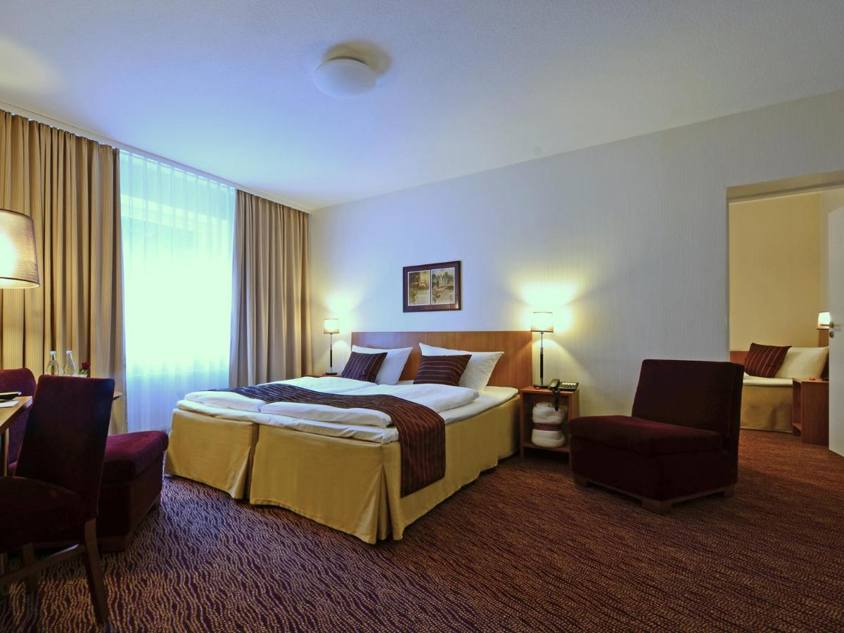 Comfort Hotel Tom Kyle - Laterooms