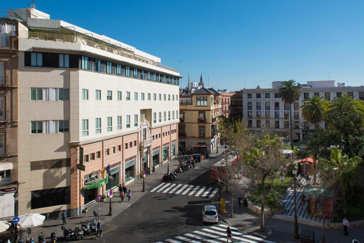 Hotel America Sevilla - Laterooms