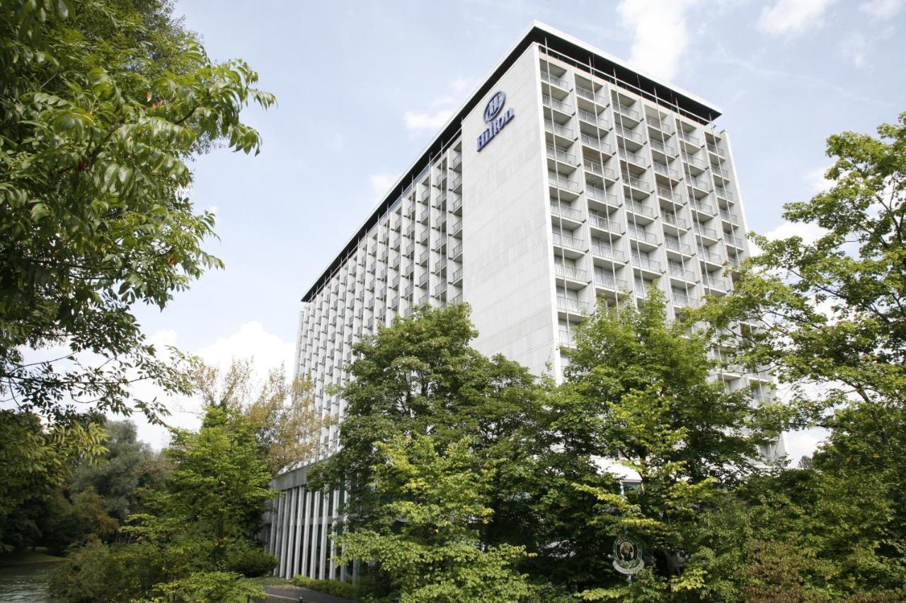 Hilton Munich Park - Laterooms