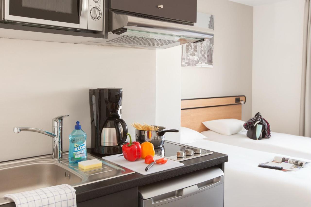 Aparthotel Adagio access Nancy Centre - Laterooms