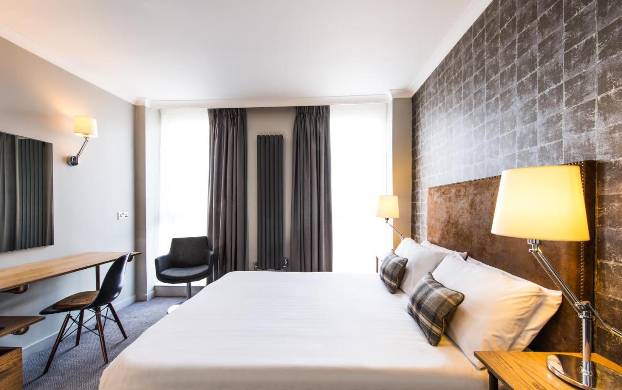 GoGlasgow Urban Hotel - Laterooms