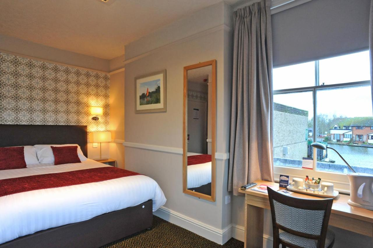 The King's Head Wroxham, by Good Night Inns - Laterooms