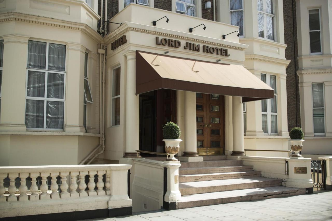Lord Jim - Laterooms
