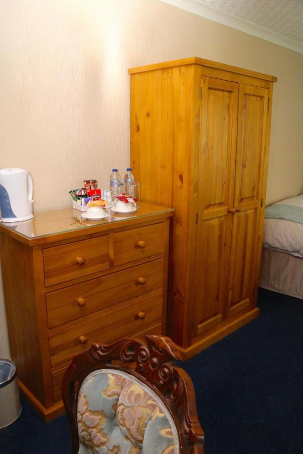 The Merivon Guest House - Laterooms
