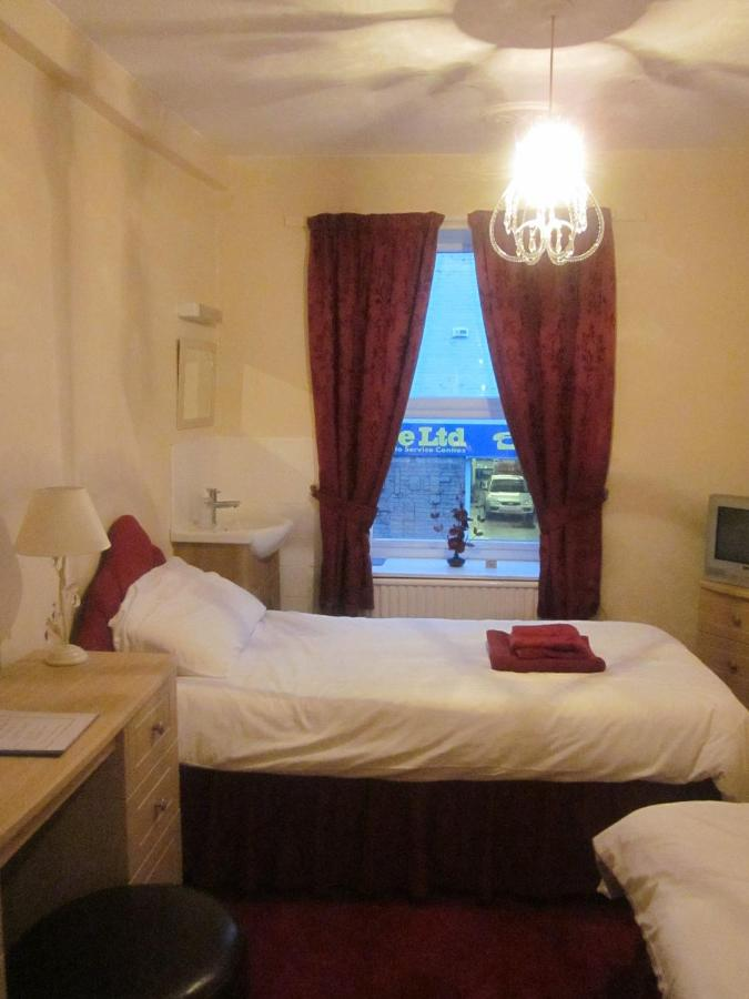 The Station Hotel - Laterooms