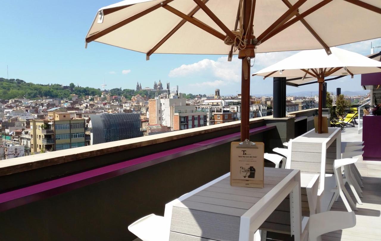 Hotel Barcelona Universal - Laterooms
