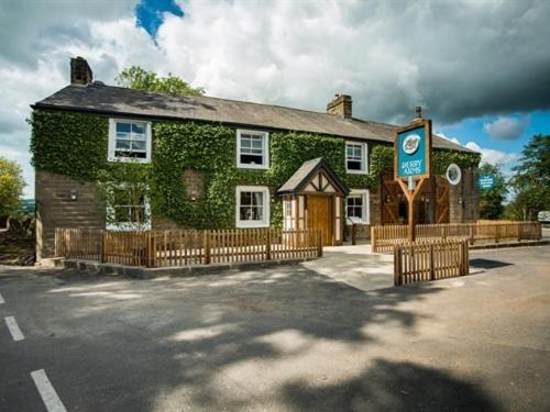 Derby Arms - Laterooms