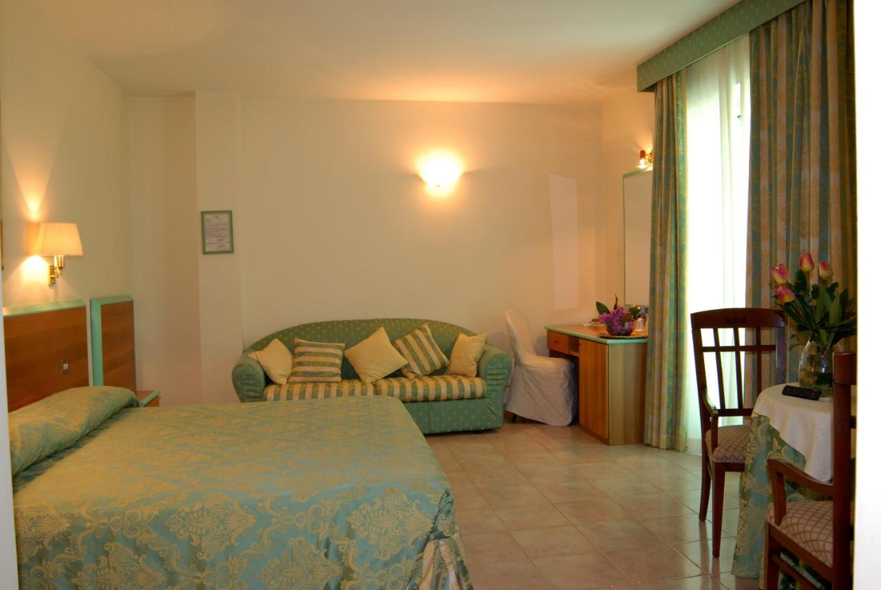 Hotel Parco degli Ulivi - Laterooms